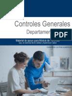 Controles Generales Dpto. TIC