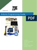 Intro to Arduino Programing 2.0