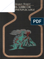 El Libro de Lo Inexplicable - Jacques Bergier (COMPLETO)