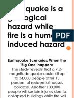 Earthquake Drill Presentation