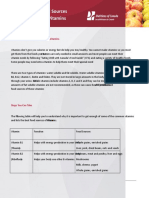 Factsheet Common Vitamins Eng3