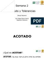 Acotado y Tolerancias 1P2017