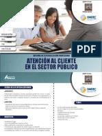 Atención Al Cliente en El Sector Público
