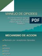 actualizacion  opiodes
