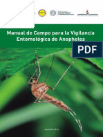 Manual Anopheles