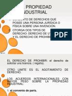 La Propiedad Industrial (Paco No. 1)