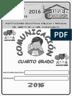 Comunicación II - 4ª Grado