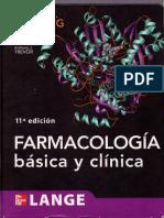 Farmacologia Basica Y Clinica Katzung Pdf