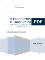 Microsoft Excel for Chemical Engineers notes (by Moataz and Mohammed).pdf
