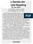 Lee Earle - The Gentle Art of Cold Reading.pdf