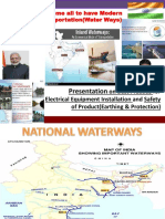 Presentation Water Way Journey by JMV LPS