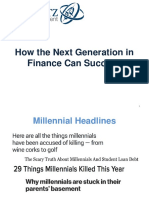 Why I'm Bullish on the Next Gen in Finance