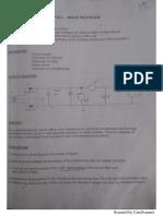 EDC (Half & Full )Wave Rectifier