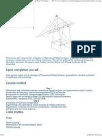 Operational Modal Analysis for Engineering Dynamic Problems _ Training _ Lloyd's Register