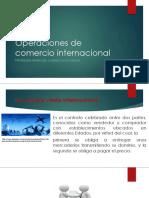 Operaciones de comercio internacional.pptx