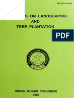 irc.gov.in.sp.021.2009 guideline on landscaping and tree plantation.pdf