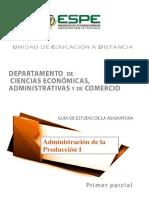 Admin Produccion