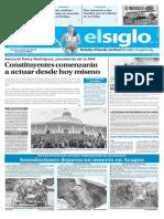 Edicion Impresa El Siglo 05-08-2017