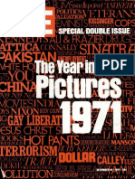 LIFE Magazine- 31st December- The Year in Picture 1971