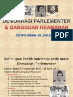 DEMOKRASI+PARLEMENTER