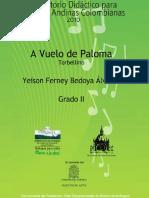 a vuelo de paloma score.pdf