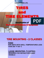 Tires and Tire Elements