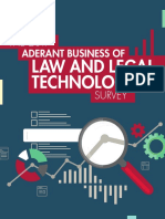 Aderant Business of Law Survey 2017