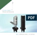 FOSC 400 Fiber Splice Closure 321674AE