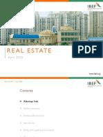 Real Estate IBEF Presentation