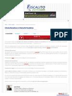 Criterios Normativos vs Criterios No Vinculativos