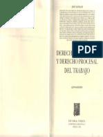Derecho Colectivo y Derecho Procesal Del Trabajo Jose Davalos