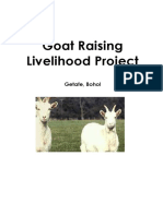Getafe GoatRasingLivelihoodPrj