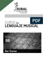 Lenguaje Musical Mod 06 3er Curso
