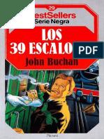 Los 39 Escalones - John Buchan