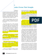 When firm leaders overuse their strengths.pdf