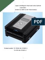 Ficha Tecnica Controlador 600W 24V 48V