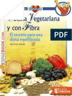 Cocina vegetariana y con fibra - Michael Smith.epub