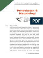 3.B.2. Pendekatan & Metodologi