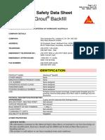 Sm Cg Backfill