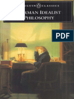R.rubner - German Idealist Philosophy