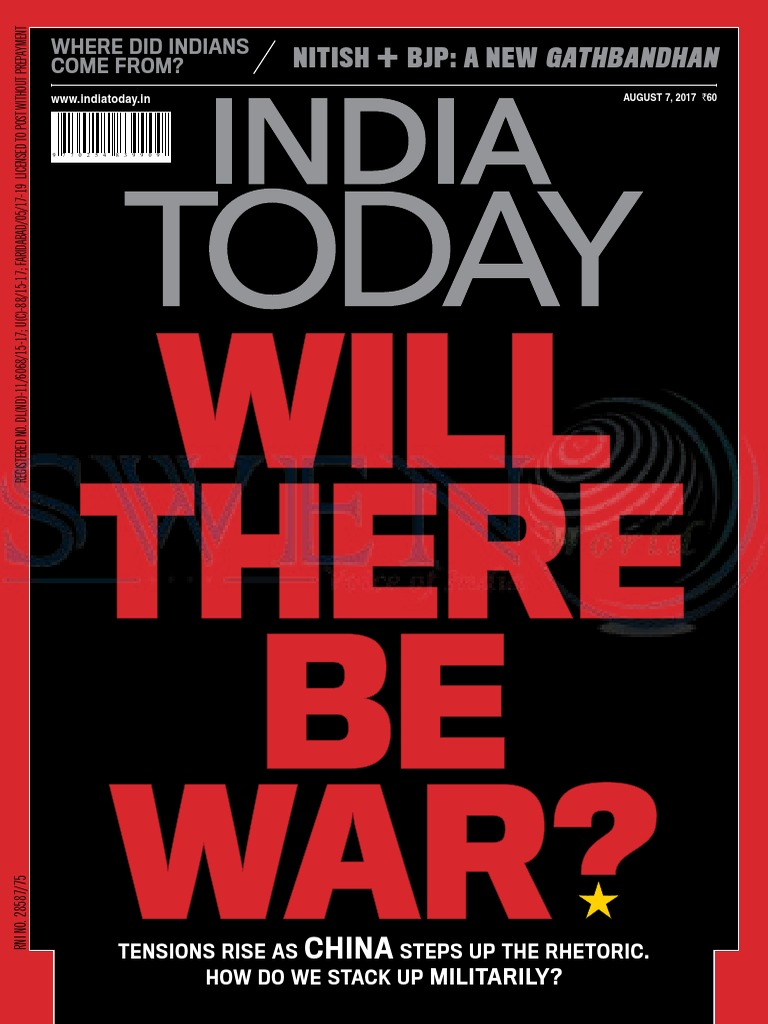 India Today, August 7, 2017 pdf | Privacy | Biometrics