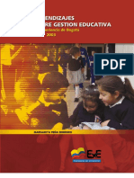 Gestion Educativa en Bogota