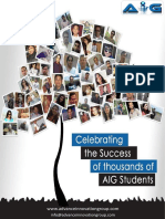 Advance Innovation Group ISO Lead Auditor Brochure