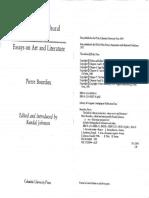 Bourdieu, Pierre - The field of cultural production.pdf