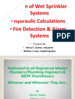 Firepro Hydraulic Calculations