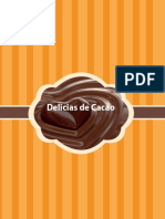 Recetario Cacao