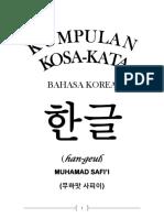 Kamus Indonesia Korea Pdf