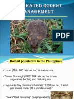 Rodents Mgt.