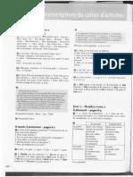 Agenda 2 - Corrigés et transcriptions du cahier dactivités