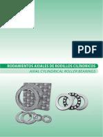 ECatalogo Rodamientos Axiales de Rodillos Cilindricos Nbs